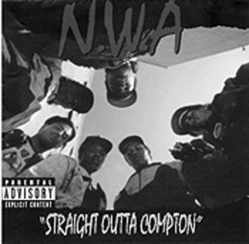 Straight Outta Compton scared middle America to death -- and signaled the rise of gangsta rap.