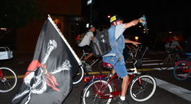 Denver Cruisers as Pirates and Mermaids