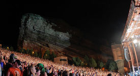 I Got High and Went to See the Orchestra at Red Rocks