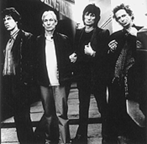 The Stones in their younger days.