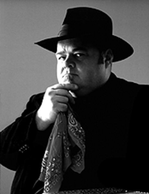 Mr. Suit: David Thomas of Pere Ubu.