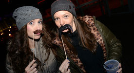 Mustache Bash at the Tavern