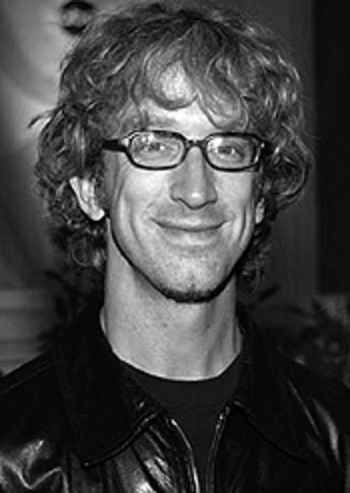 Andy Dick has freaky comedic issues.