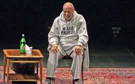 Thumbnail for Bill Cosby and Protesters at Denver's Buell Theater
