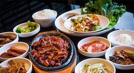 Dae Gee Shows What Korean Food Is All About