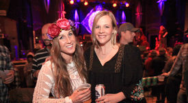 Railroad Earth and Fans at the Ogden