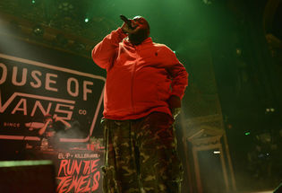 Run the Jewels at the Ogden