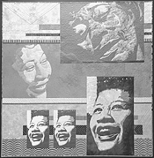 The Fabric of Jazz debuts at the Rocky  Mountain Quilt Museum this week.