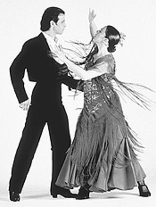 Flamenco Vivo celebrates the history of the dance  form.