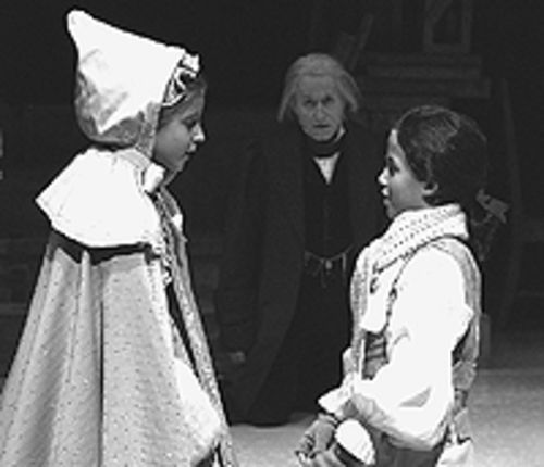 A Christmas Carol returns to the Denver  Center starting Friday.