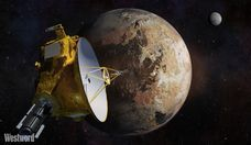 The New Horizons Mission to Pluto Hits Close to Home
