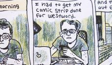 Noah Van Sciver Says So Long...For Now
