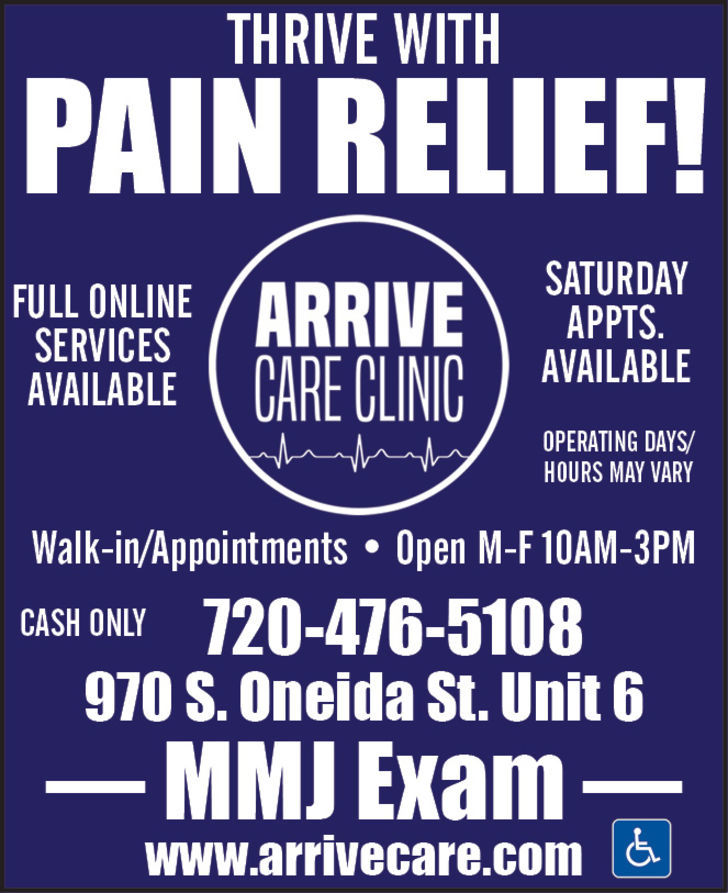 Arrive Holistic Care Clinic