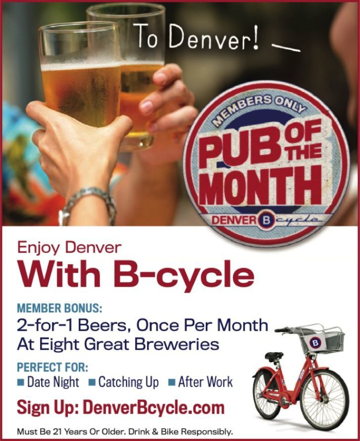 Denver B Cycle