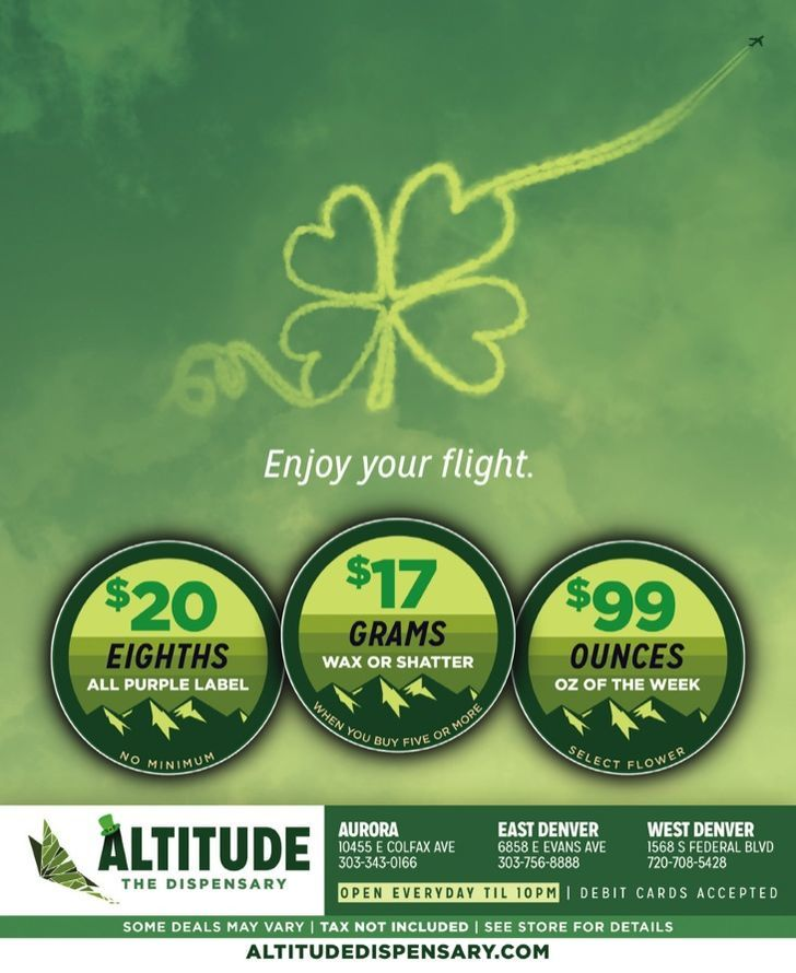 Altitude the Dispensary