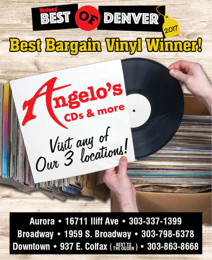 Angelo's Cd's