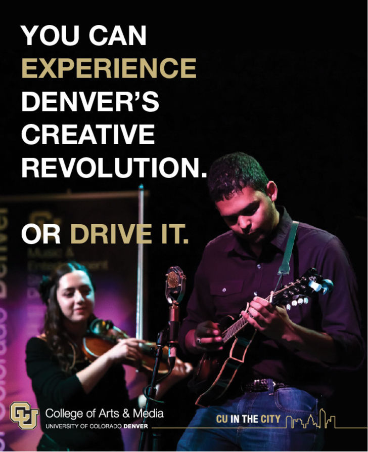 CU Denver Arts & Media