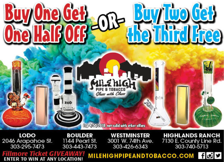 Mile High Pipe & Tobacco
