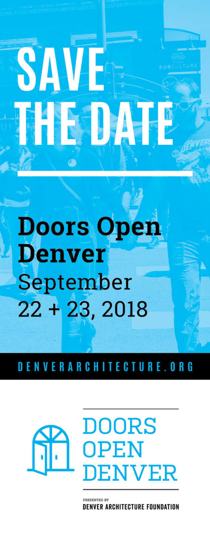 Doors Open Denver-Architectural Found