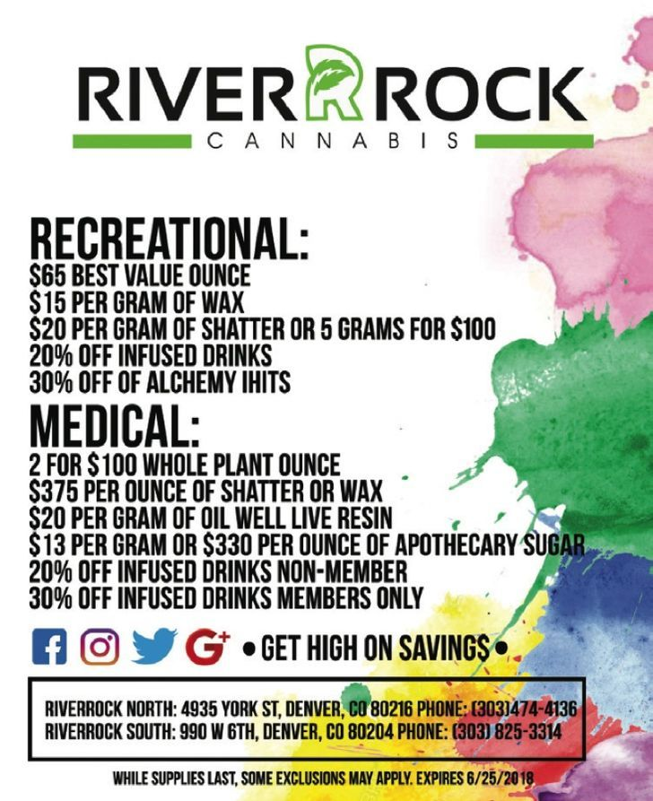 River Rock  Cannabis