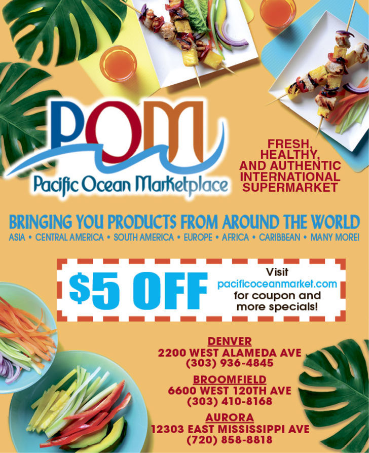 Pacific Ocean Marketplace