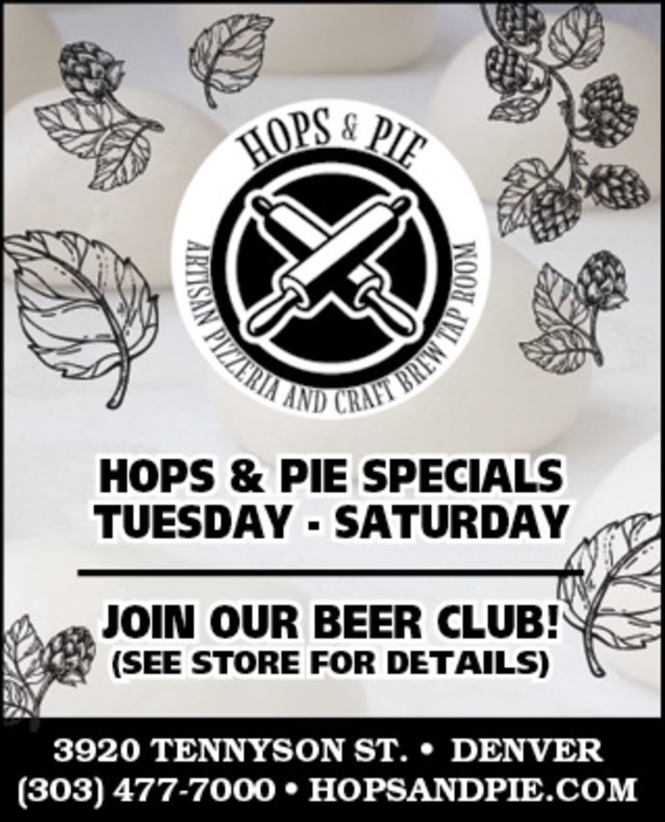 Hops and Pie