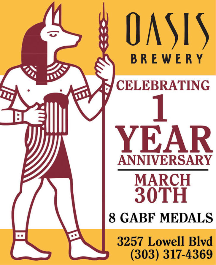 Oasis Brewing