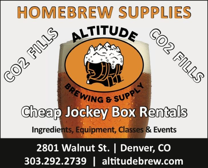 Altitude Brewery & Supply