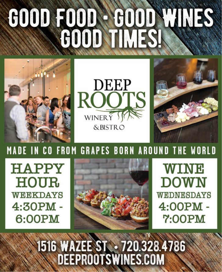 Deep Roots Winery & Bistro