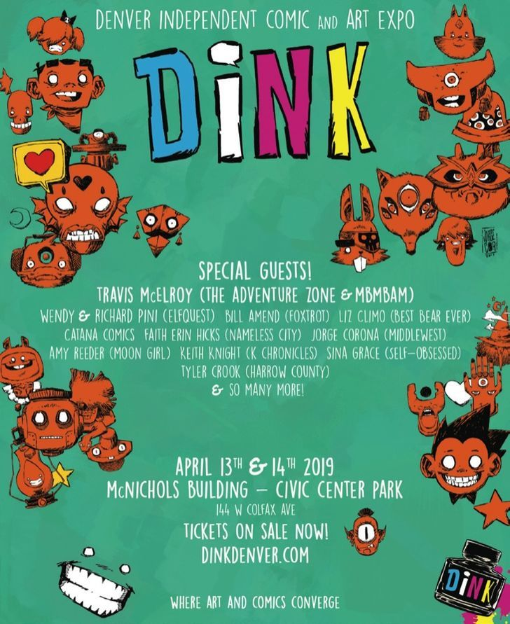 Dink Comic & Art Expo