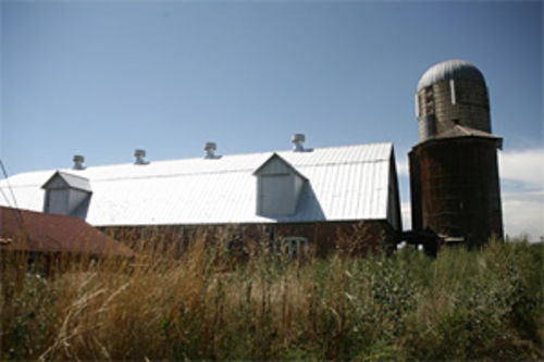 Shoenberg Farm preserves a part of Sheridan's past.