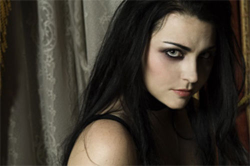 Amy Lee's slightly better adjusted.