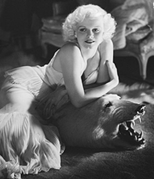 Relive Hollywood's glamour heyday through the  photographs of George Hurrell, beginning Thursday at  Blue Space Gallery.