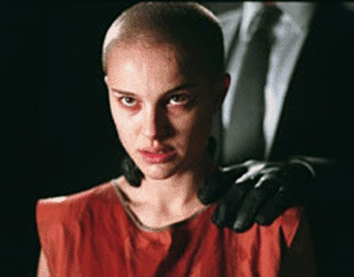 V for Vendetta may be questionable, but  Natalie Portman's performance isn't.