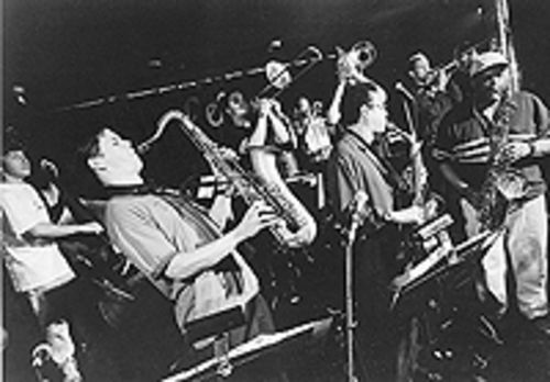 The Mingus Big Band continues the jazz great's  legacy.