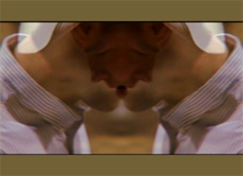 "A still from ""The Plains of Sweet Regret,"" by Mary Lucier, video."
