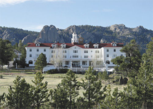 The Stanley Hotel shines in several movies.