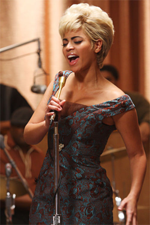 Beyoncé Knowles doesn't measure up to Etta in Cadillac Records.