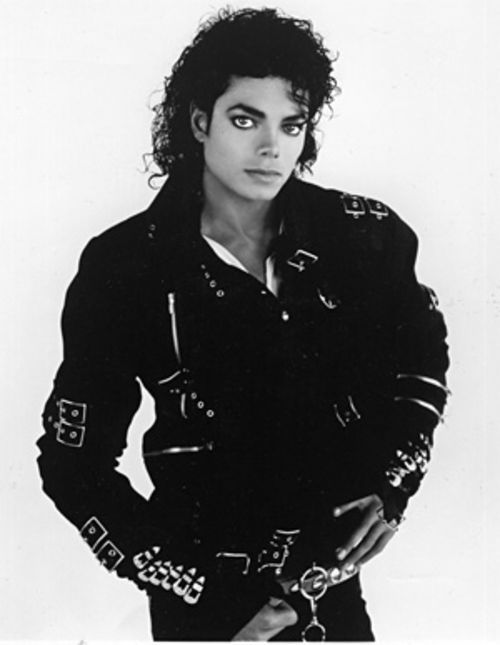 The King of Pop in the Bad old days.