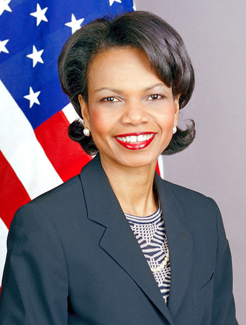 Condoleezza Rice is the star of American Faust.