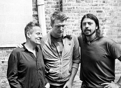 Them Crooked Vultures are three of a kind.