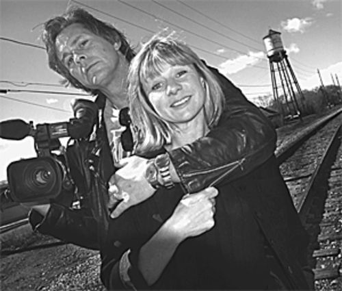 Ivan Suvanjieff and Dawn Engle are bringing the world  to Denver.