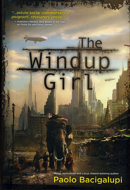 Upon its 2009 release, The Windup Girl drew rave reviews; Time called it one of the top ten works of fiction of the year.