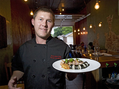 Chef Patrik Landberg is helping push Satchel's evolution. View a slideshow from Satchel's Market.