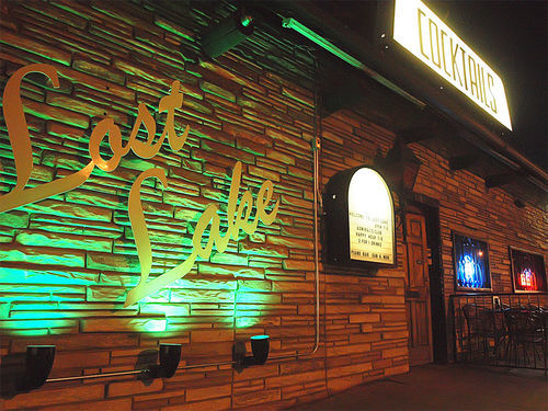 Lost Lake, formerly the Bulldog Bar, caters to Denver's creative class.