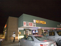 Big Bill\'s New York Pizza