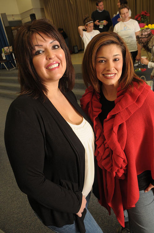 Elina Martinez and Laverne Herrera-Hay are the managing directors of the Highlands Mommies.