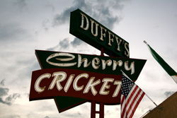 Cherry Cricket 2641 E. 2nd Ave. 303-322-7666