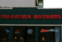 Tarantula Billiards and Bar
