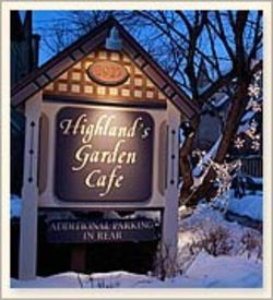Highland\'s Garden Cafe